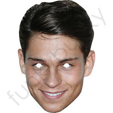Joey Essex TOWIE - Celebrity Card Mask - All Our Masks Are Pre-Cut!