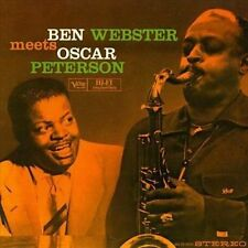 Ben Webster Ben Webster Meets Oscar Peterson (Tgv) vinyl LP NEW sealed