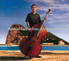 FREE US SHIP. on ANY 2 CDs! ~Used,VeryGood/Good CD Renaud Garcia-Fons: Mediterra