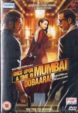 ONCE UPON A TIME IN MUMBAI DOBAARA! - BOLLYWOOD DVD - Akshay Kumar, Imran Khan.