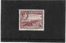 ANTIGUA 1938 2s.6d. BROWN -PURPLE SG.106 FINE USED