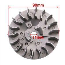 Flywheel For 47cc 49cc 2 Stroke Engine Mini Dirt Pocket Bike ATV Quad New