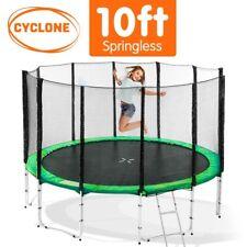 Cyclone 10ft Springless Trampoline