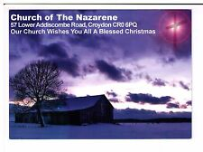 Postcard: Church of the Nazarene