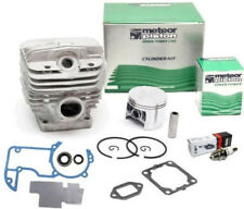 Meteor cylinder piston kit for Stihl MS460, 046 52mm gaskets, spark plug Italy