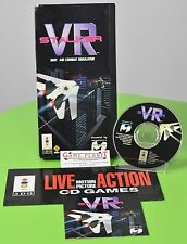VR Stalker 360 Air Combat Simulator 3DO CD  OVP Sammlung