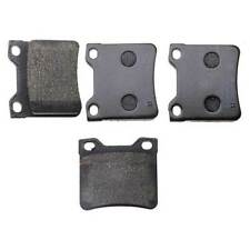 Fits Peugeot 406 605 607 Eicher Rear Brake Pads Set Teves ATE System