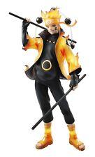 Naruto Shippuden Naruto Uzumaki Senin Mode GEM 1/8 Scale Figure Megahouse US