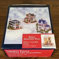 Liberty Falls Village Music Hall, Price House, Gambling Hall, Grist Mill *Bnib*