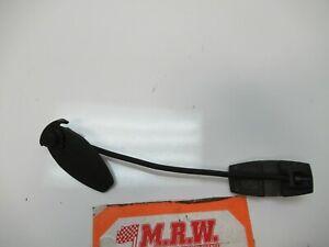 REAR BACK SEAT BELT STRAP HOOK SHOULDER HARNESS QUARTER PANEL TRIM fit COBALT G5