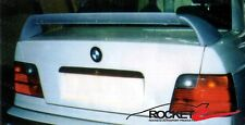 BMW 92-98 E36 3-Series M-Tech Style Trunk Spoiler Wing w/ Lip USA CAN 320i 323i