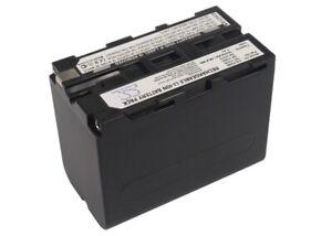 Li-ion Battery for Sony CCD-TR205 CCD-TR215 CCD-TR2200E 7.4V 6600mAh