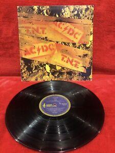ACDC 1975 Blue Roo 💥1st Pressing💥 🧨TNT🧨 , Vinyl 🦘 🦘 🦘