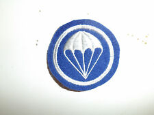 1500 WW2 US Army Airborne Infantry Officer Parachute Infantry PIR Cap patch A5A1