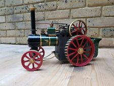 Live Steam Traction Engine Model Engineering