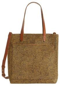 Madewell The Medium Transport Tote Calf Hair Shoulder Bag Handbag in Autumn Gold