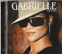 Gabrielle - Play To Win (2004 CD)