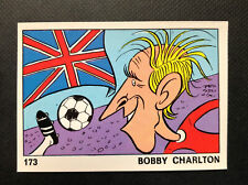 1973 OK VIP PANINI BOBBY CHARLTON MAN UTD #173 *RARE*