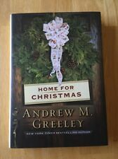 Home for Christmas by Andrew M. Greeley (2009, Hardcover) 1st Ed VGC