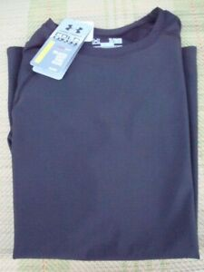UNDER ARMOUR WOMENS COLD BLACK LONG SLEEVE  X-LARGE  ~NEW W/TAGS~