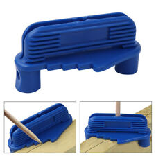 Blue Center Offset Marking Tool For Woodworking Carpentry Joinery Worksite Uk