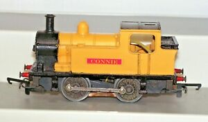 Triang R355Y 0-4-0 Yellow Industrial Tank Locomotive Connie Used Unboxed Rare