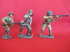 KING & COUNTRY IWO JIMA IWJ014 Banzai A, Retired WWII Japanese Toy Soldiers