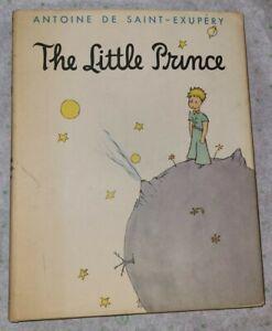 1943 The Little Prince by Antoine De Saint-Exupéry 1st Edition by Harcourt,Brace