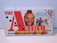 A-TEAM  BOARDGAME 'THE A-TEAM' BORDSPEL 1980s CLIPPER HOLLAND
