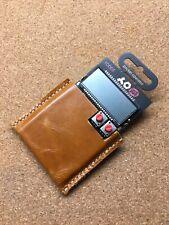 Hand Made Tan Leather Slipon Case for Teenage Engineering Pocket Operator