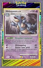 Nidoqueen-Platine 02: Rivaux Emergeants - 30/111 - Carte Pokemon Neuve Française