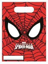 Artículos de fiesta color principal rojo de Spider-Man