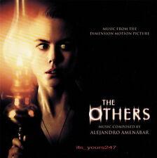 The Others - Soundtrack [2001] | Alejandro Amenábar | CD
