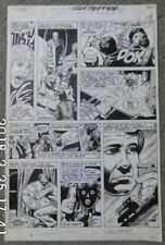 RARE 1978 Marvel Super Special #7 SGT. Pepper Original Art PG 29 George Perez