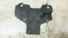 03 FJR 1300 FJR1300 Yamaha rubber engine cover heatshield flap inner