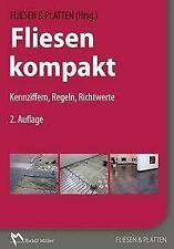 Fliesen kompakt von Alfred Stein (Taschenbuch)