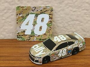 2019 Wave 5 Jimmie Johnson Ally Patriotic 1/87 NASCAR Authentics Mystery Bag