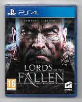 lords of the fallen - Neuf sous blister jeu Sony Playstation PS4