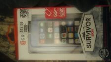 Griffin Survivor Skin case iPod Touch 5th/ 6th/7th Generation Blue
