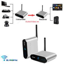 MEASY 2.4GHz Wireless AV HDMI Sender Receivers Audio Video Extension 200M/660FT