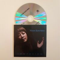 YOUN SUN NAH : IMMERSION (Leonard Cohen cover)  ♦ FRENCH CD ALBUM PROMO ♦