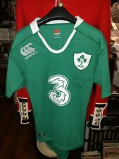 Ireland rugby shirt Gordon Darcy  signed  (not match worn ) No 12