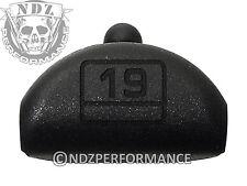 NDZ P6 Grip Plug for Glock GEN 4 ONLY NO BACKSTRAP G Model 19