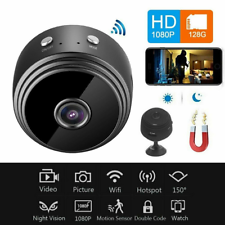 Mini Spy Camera Wireless Wifi IP Security Camcorder Night Vision HD 1080P DVR