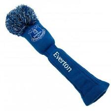 EVERTON  POMPOM GOLF DRIVER HEAD COVER - NEW