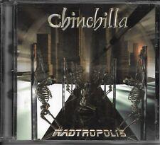 CHINCHILLA-MADTROPOLIS-CD-power-metal-crystal ball-edguy-x-ray-backwater-tai pan