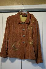 Ladies Alex Kim Lined Jacket Size 1X