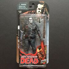 The Walking Dead Exclusive McFarlane NEGAN - Black And White - NEW N/M