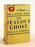 L A G Strong 1st Ed 1930 The Jealous Ghost Hardcover w/Dustjacket