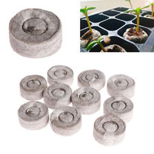Compressed Nutritional Soil Peat Block Gardening Tool Pot Plant Garden Supplies